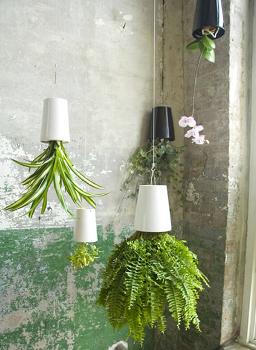 Горшки для цветов sky planter подвесные